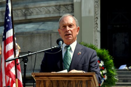 Image for Michael Bloomberg bought his way onto the debate stage, but people still don't buy his plan for the country